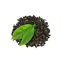 Té negro antioxidante, estimulante y energizante