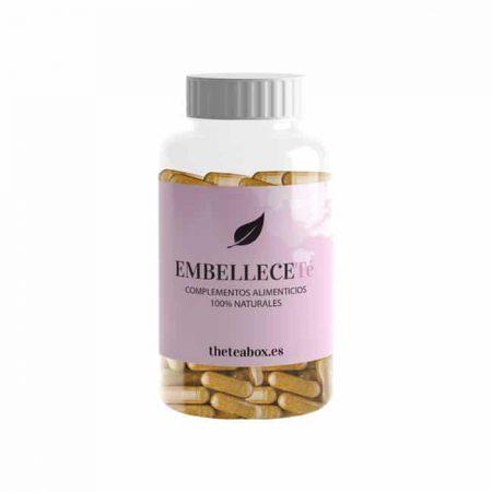 Cápsulas para mejorar la salud de la piel, pelo y uñas en formato de 60 unidades