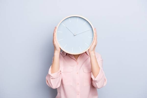 hábitos reloj
