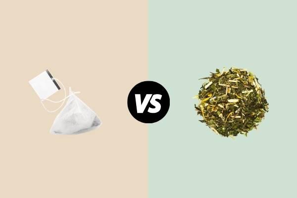 A granel vs bolsitas