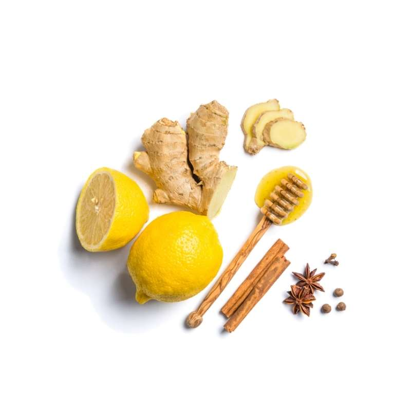 jengibre limón
