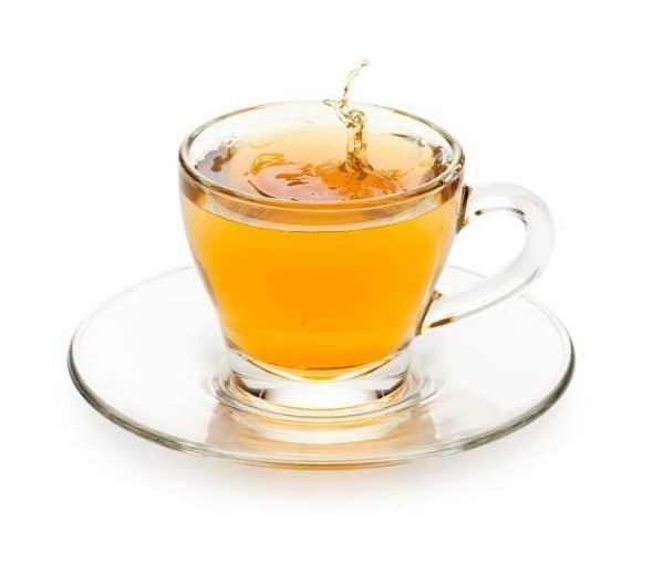 taza de té gota